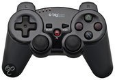 Bigben Wireless Bluetooth Controller Zwart PS3