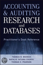 Accounting and Auditing Research & Databases
