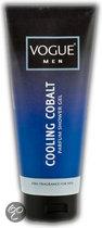 Vogue Men Cooling Cobalt - Douchegel
