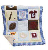 Good Night, Sleep Tight - Dekentje Quilt 108x85 cm - Sport