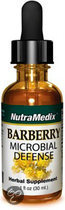 Nutramedix Barberry Microbial Defense - 30 ml