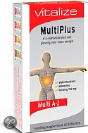Vitalize Multiplus - 60 Tabletten