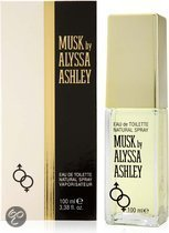 Alyssa Ashley White Musk for Women - 15 ml - Eau de Toilette