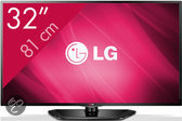 LG 32LN5707 - LED TV - 32 inch - HD-ready - Internet TV