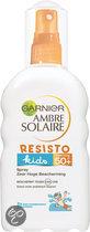Garnier Ambre Solaire Resisto Kids SPF 50+ - 200 ml - Zonnebrandspray
