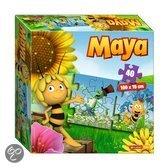 Maya de Bij Trein - 40 Stukjes - Puzzel