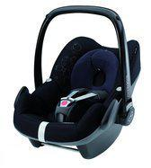 Maxi Cosi Pebble Autostoel - Total Black