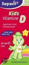 Dagravit Kids Vitamine D Druppels Op Basis van Olie