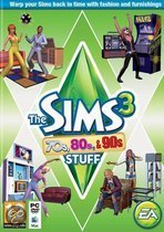 De Sims 3: 70s, 80s & 90s Accessoires