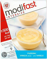 Modifast Vanille - Pudding