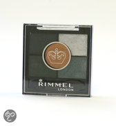 Rimmel London Glam'Eyes HD Pentad Eyeshadow - 026 Green - Oogschaduw