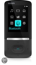 Azure 8GB* MP4 player