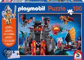 Schmidt Playmobil Drakenland - Puzzel