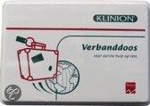 Medeco Klinion Op Reis - 5.5 x 12 x 17 cm  - EHBO-set
