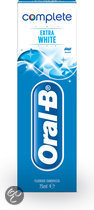 Oral-B Complete Extra White - Tandpasta