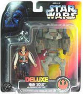 Star Wars Speelgoed: Han Solo with Smuggler Flight Pack
