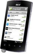 Acer Liquid Metal (S120) - Zilver (inclusief 2 GB microSD-kaart)