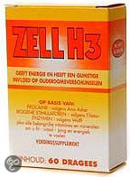 Zell H3 Dragees 60 st