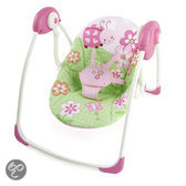 Bright Starts - Portabele Babyswing - Meadow Blossoms