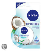 NIVEA Lip Butter Coconut