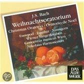 Bach - Weihnachtsoratorium - Harnoncourt 2CD