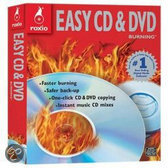 Roxio Easy CD & DVD burning for PC/EU Mini Sierra