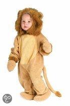 Leeuwtje baby - Kostuum - Maat 98-104