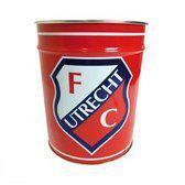 FC Utrecht Prullenbak - Logo - Rood