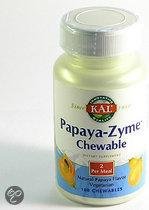 Kal Papaya Enzym - 100 kauwtabletten