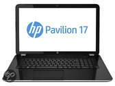 HP Pavilion 17-e171ed TouchSmart