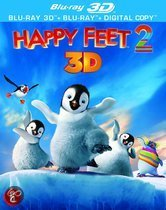 Happy Feet 2 (3D+2D Blu-ray)