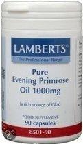 Lamberts Teunisbloem - 1000 mg - 90 Capsules