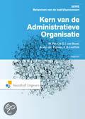 De kern van de administratieve organisatie