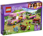 LEGO Friends Coole Camper - 3184
