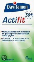 Davitamon Actifit 50+ - 60 Tabletten - Multivitamine
