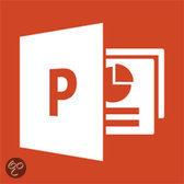 Microsoft PowerPoint 2013 - 32-bit/64-bit / Engels / 1 Licentie / Medialess Non-Commercial
