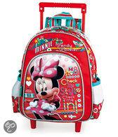 Minnie junior rugzak met trolley