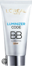 L'Oréal Paris Dermo Expertise Youth Code BB Cream Light - Dagcreme