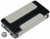 Logic3 IPT233K - Leren Case voor Apple iPod Touch 4G - Zwart