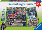Ravensburger Helpers in nood - Kinderpuzzel