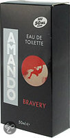Amando Bravery for Men - 50 ml -  Eau de toilette