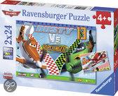 Ravensburger Puzzel - Dusty het Dappere Vliegtuigje