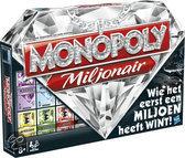 Monopoly Miljonair - Bordspel