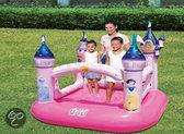 Opblaasbaar Springkasteel - Disney Princess -  157x147x163 cm