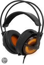 Steelseries Siberia V2 Gaming Headset Oranje PC + MAC