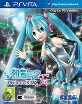 Hatsune Miku, Project Diva F 2nd  PS Vita