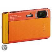 Sony Cybershot DSC-TX30 - Oranje