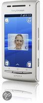 Sony Ericsson Xperia X8 - Wit