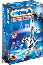 Eitech Bouwdoos - Metaal Eiffeltoren