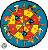 Piet Piraat Dartbord